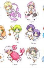 Zodiacs by CalibriChild