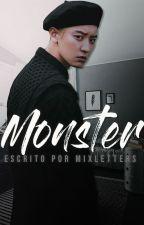 Monster | ChanBaek by mixletters