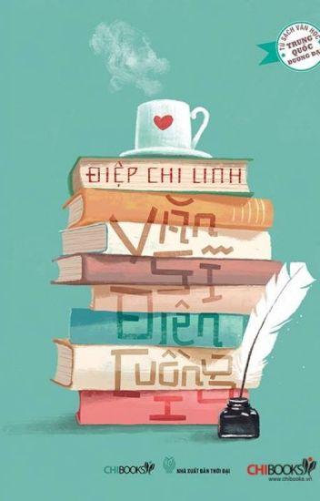 Văn Sĩ Điên Cuồng (疯狂的作家) - Điệp Chi Linh (蝶之灵)