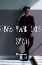 Sebab Awak Crush Saya ( SLOW UPDATE SORRY) by Amanni12
