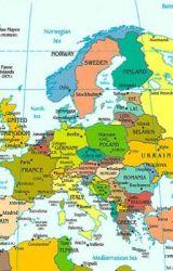 European map tour by platypusville44