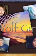 Wolf Girl by LittleWriter1