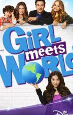 Girl Meets World:Joshaya  by laughon02