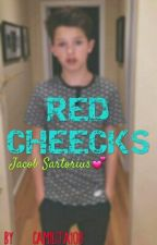 ~RED CHEECKS~ (♡Jacob Sartorius♡) by camilitadc01