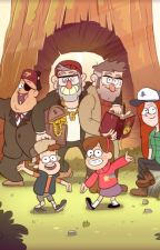 Gravity Falls: Temporada 3(Fanfiction by ValdezGuy) by EzequielIriarte
