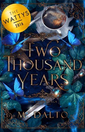 Two Thousand Years   Empire Saga Book One (Sample)