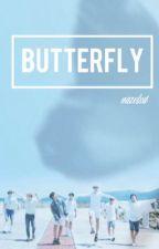 Butterfly by nazelxd