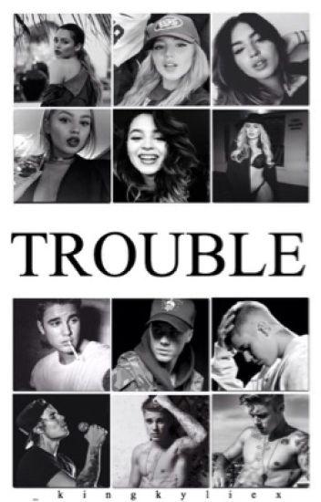 TROUBLE • JB