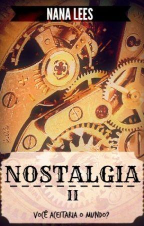 Nostalgia #2 (Série Engrenagens) by NanaLees