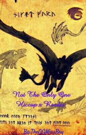 Not The Only One ( A Hiccup x Reader Story ) by TheOGMissBry