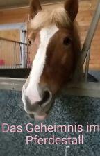 Das Geheimnis im Pferdestall by Monikkuehn