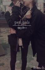 pen pals • yoonmin -FRENCH by SleepLikeABby