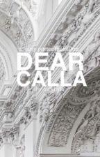 dear calla ⚯͛ f. weasley [BOOK 2] by hufflespuff