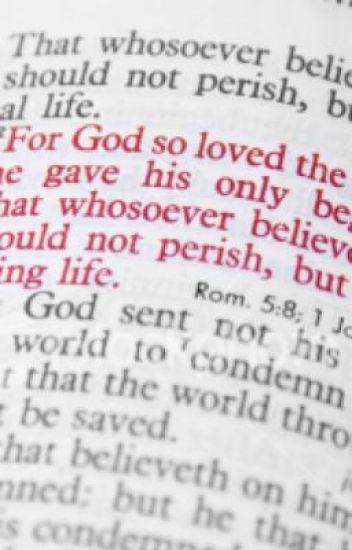Bible Verses (Plus Explanations)