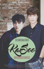 [EXO] Recomendaciones | KaiSoo by EXOUniverseFanFics