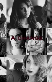 A change - Violetta/The vampire diaries by Victoriastory_