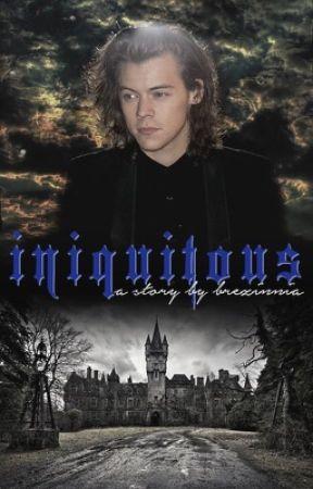 Iniquitous by brezinnia