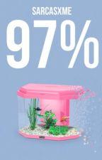 97% by sarcasxme