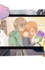 A high school story Laurance x reader by unicornkun