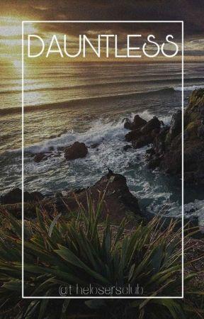 DAUNTLESS ➳ ALEC LIGHTWOOD by m-atsuoka