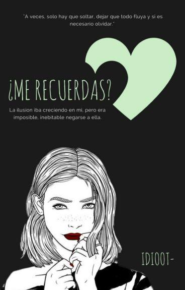 Remember Me? |Duhitzmark- Mark Thomas|