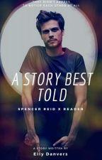 Spencer Reid X reader by EllyDanvers
