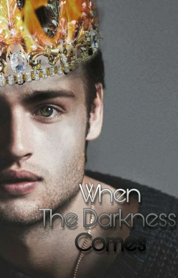 When the Darkness comes(MarexMaven fanfiction)