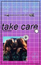 take care ; lesbian by hottieblur
