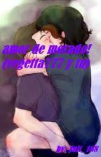 Amor de morado! (Vegetta777 y tu) by Juli_188