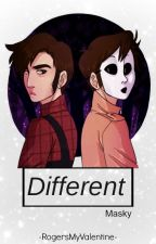 Different [M] |#CreepyAwards2016 by -bx-th