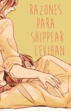 Razones para Shippear Levihan by Catherin_