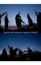 ''querían las maracas; magcon chilensis'' by shawnmix