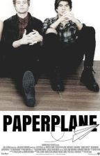 Paperplane ~ Cake by _Hoodings-