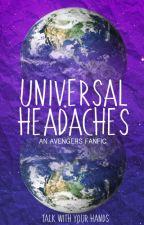 Universal Headaches by NicholeLockwood
