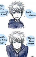 Jack Frost x Reader by fanficgirl432