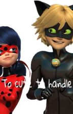 To cute to handle (Miraculous Ladybug) by k12345r
