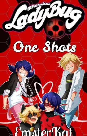 Miraculous Ladybug One Shots {HIATUS MODE ON!}