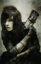 The assassin fell in love with her victim?! (Andy Biersack love story) by HoldBrokenPiecesofMe