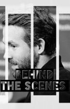 Behind The Scenes «Ryan Reynolds» by PuddinsPooh
