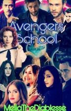 Avengers School by MeliaTheDiablesse