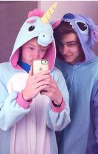 Sam x Colby (Solby) Oneshots by fuxkslays