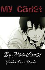 My Cadet by MinimiLove01