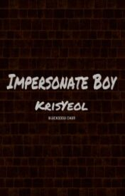 Impersonate Boy by BlacksodaChan