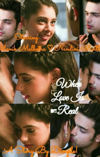 MANAN WHEN LOVE IS REAL