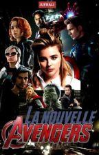 La Nouvelle Avengers by JuFraLi