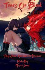 Tears of blood (Tokyo ghoul Naruto crossover) by MusicalJewel