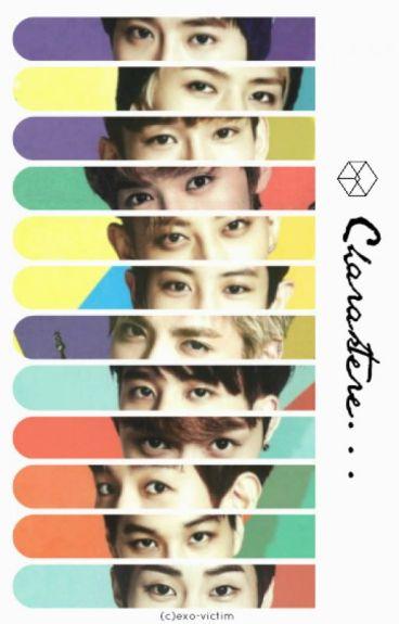 EXO CHARAKTERE: Lerne die EXO Mitglieder kennen