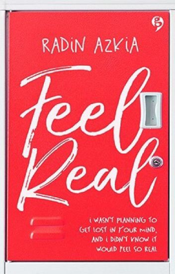 Feel Real (available on bookstores)