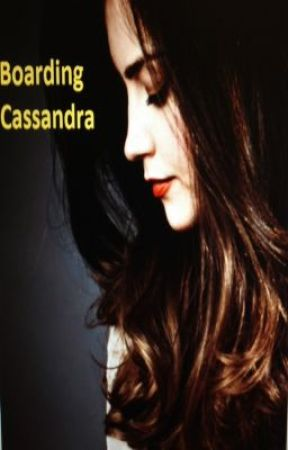 Boarding Cassandra ( A Star Trek Fanfic) by crazydaydreamer411