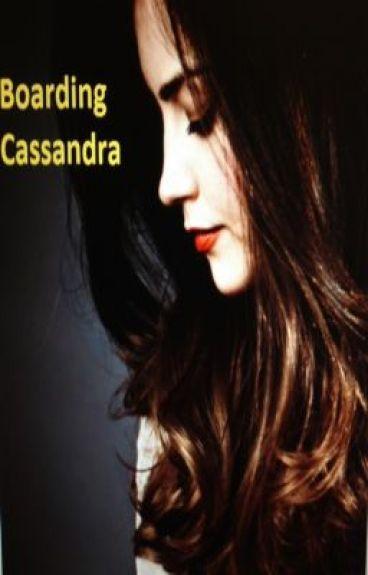 Boarding Cassandra ( A Star Trek Fanfic)